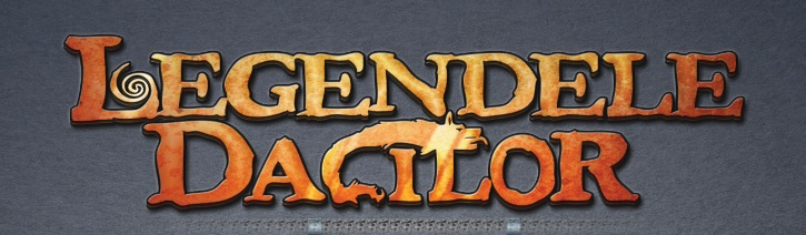 Logo Legendele Dacilor