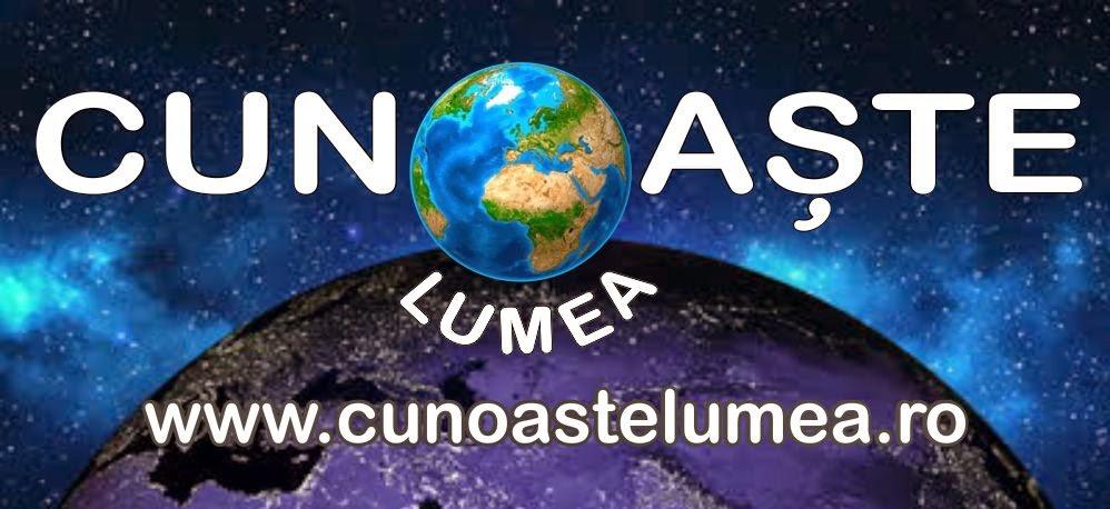 Logo site cunoaste lumea