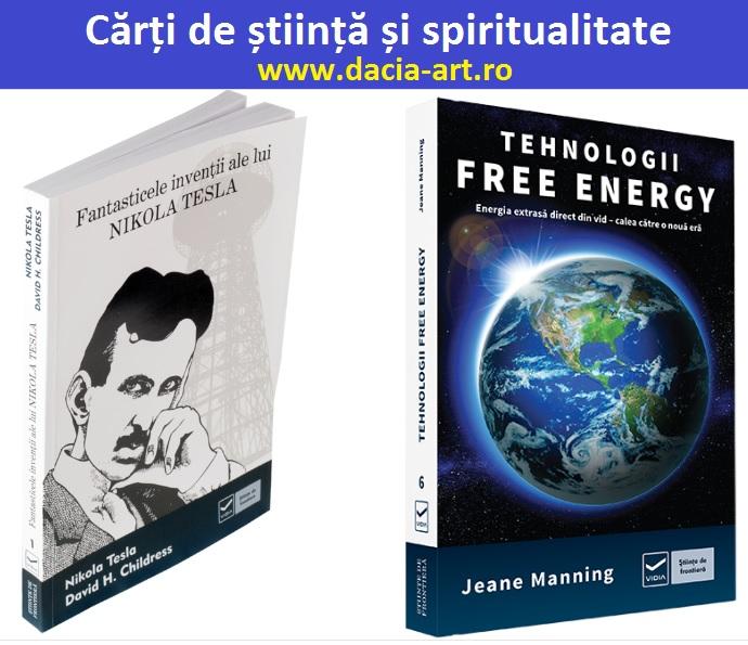 carti de stiinta si spiritualitate