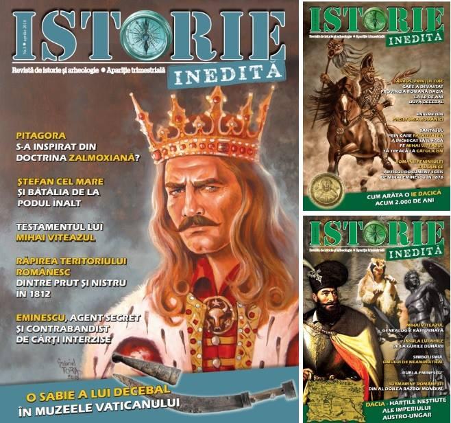 Revista Istorie inedtita