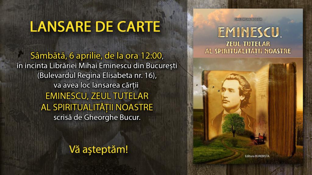 Banner - Eminescu
