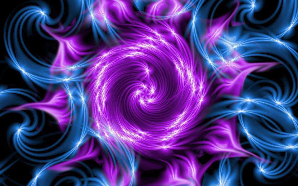 flacara violet