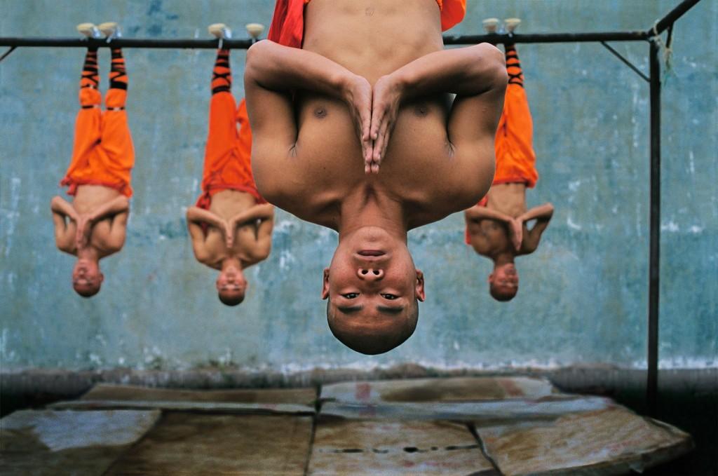 Shaolin Monastery, Hunan Province, China, 2004, final book_iconic