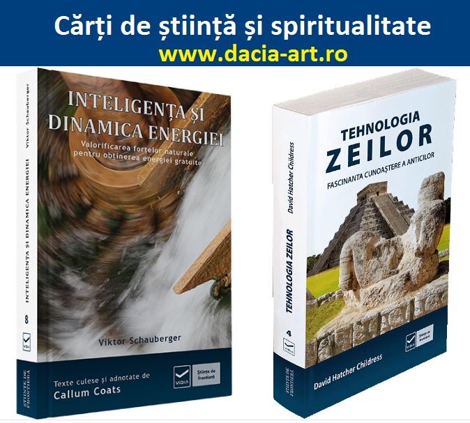 Carti de stiinta si spiritualitate 2