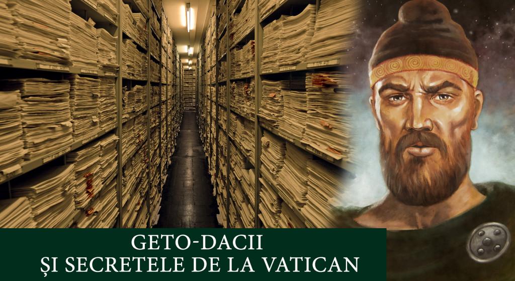 DACII și Secretele de la Vatican