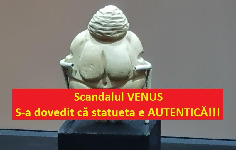 Scandalul Venus