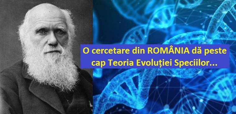 darwin evolutia speciilor