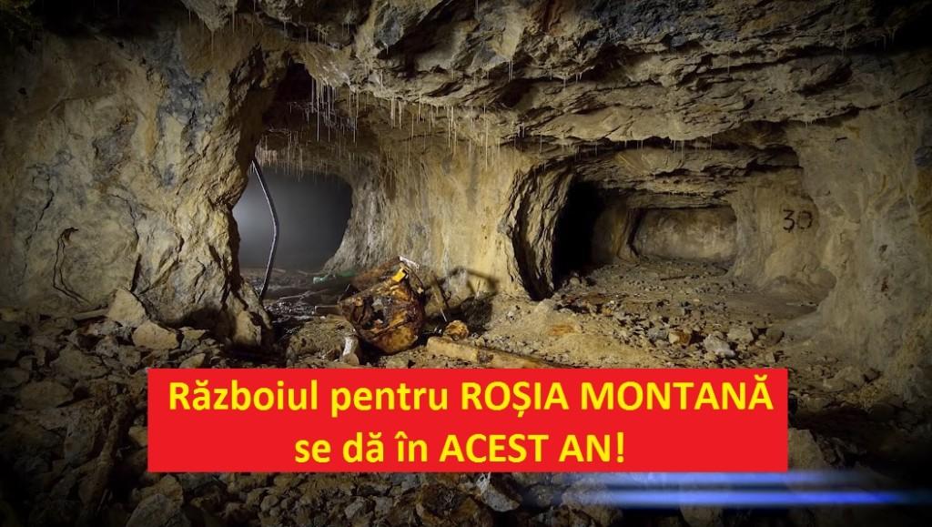 război rosia montana