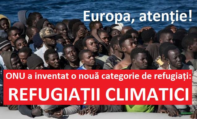 refugiati climatici