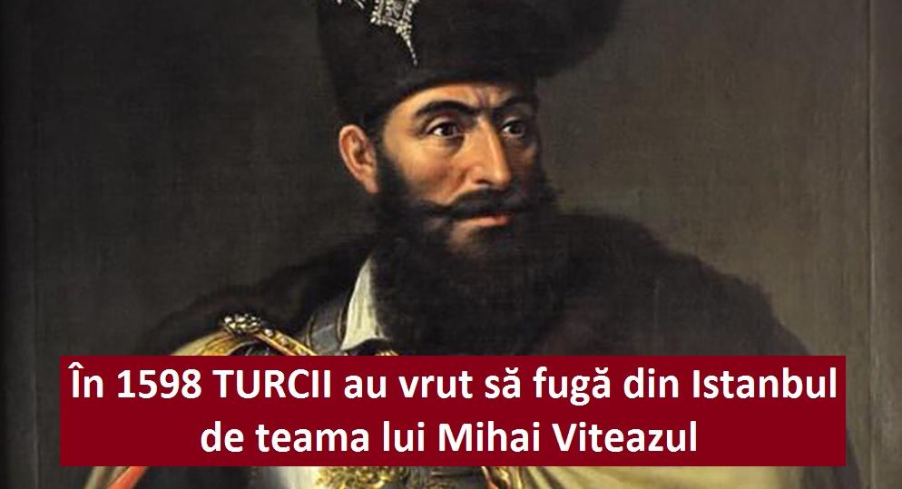 Mihai Viteazul si turcii
