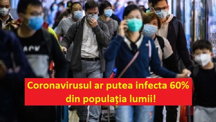 coronovisrus pandemie