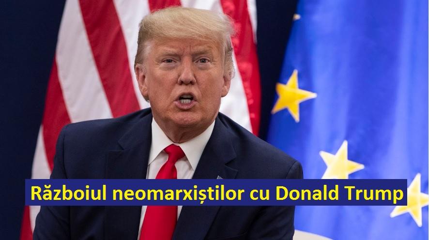 donald trump neomarxism